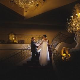David & Teresa   Salvatore's Italian Gardens Wedding