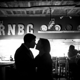 Marriage proposal Buffalo NY   Edward & Shannon