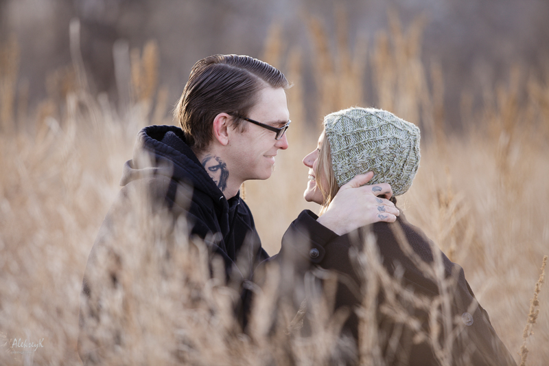 Buffalo Couples Photo Session