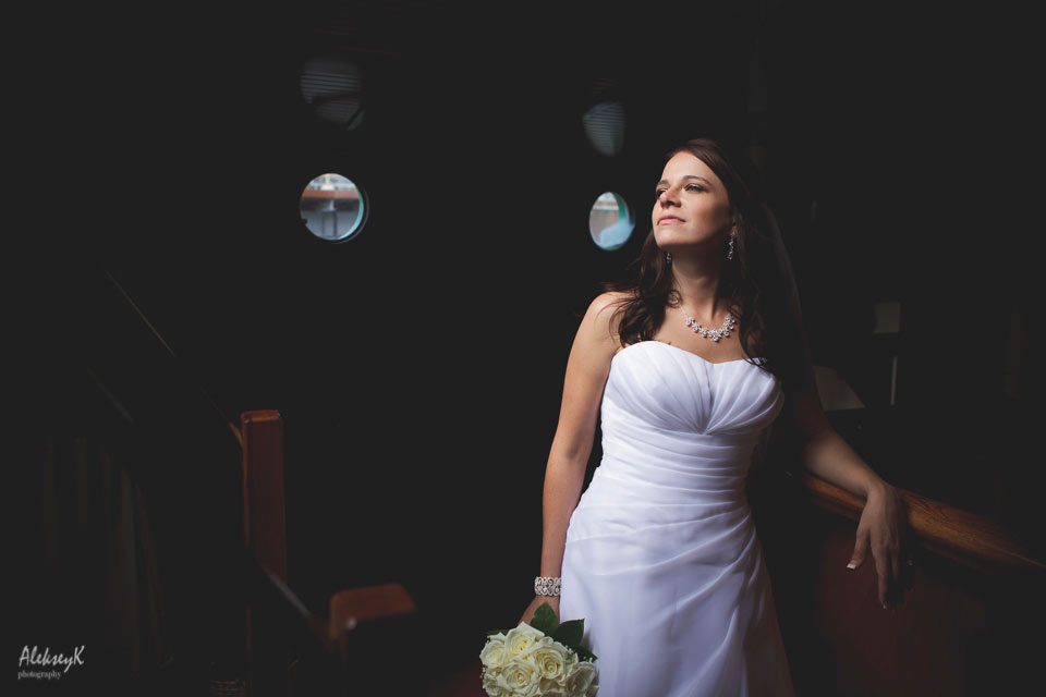 Spirit of Buffalo Wedding Photography