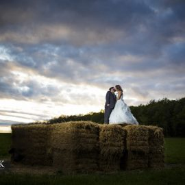 Oscar & Heather | Wedding Photography Becker Farms Gasport NY