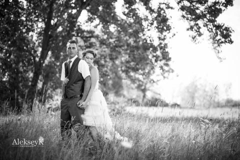 Buffalo Wedding Photography River Fest Park