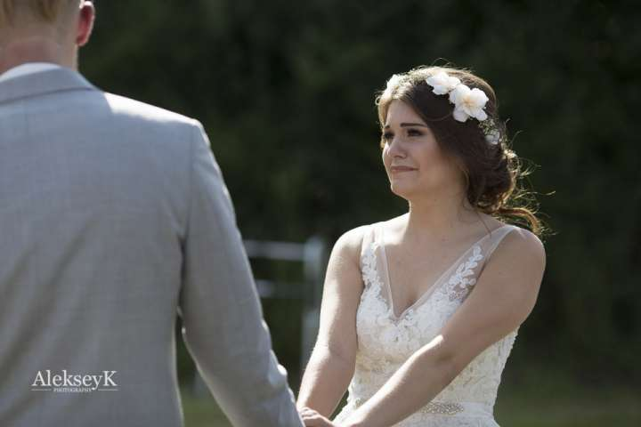 Corey & Katie | Elegant Country Style Wedding WNY