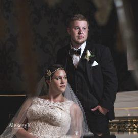 Amanda and Daniel | Great Gatsby Wedding Theme Buffalo NY