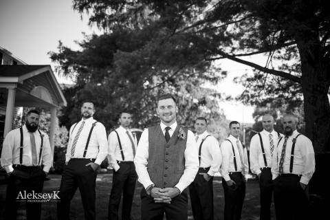wedding photography campbell ny