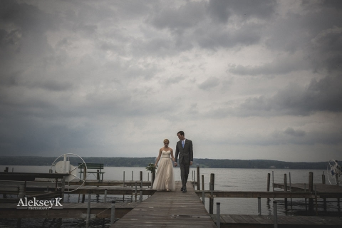 wedding photography chautauqua ny