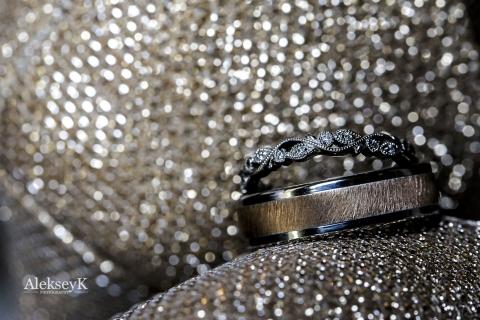 The Foundry Buffalo NY Wedding Photos | Rings