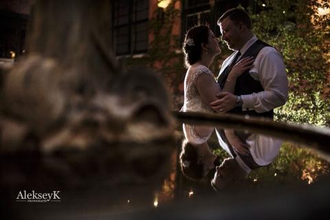 The Foundry Buffalo NY Wedding Photos