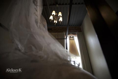 The Foundry Buffalo NY Wedding Photos | Wedding Dress