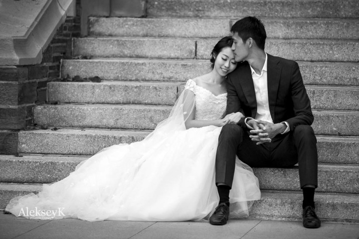 cornell university wedding photos