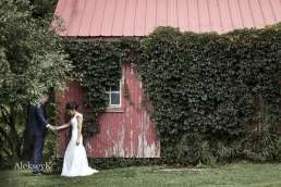 Rustic Barn Wedding Utica, NY
