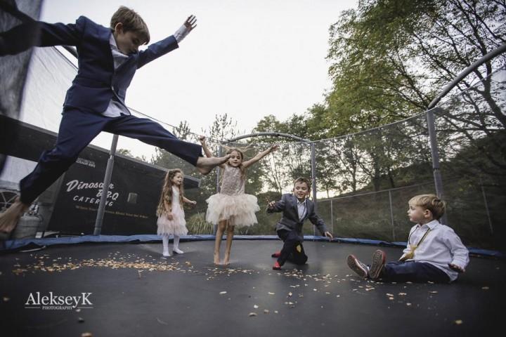 backyard wedding photos syracuse ny