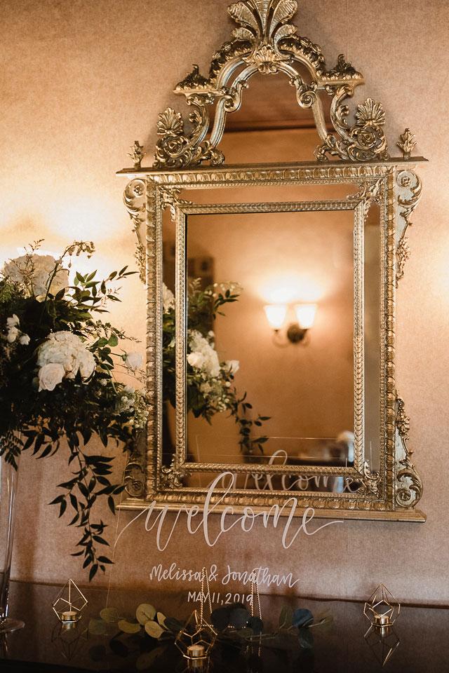 Brookfield Country Club Wedding Photos | Reception Details