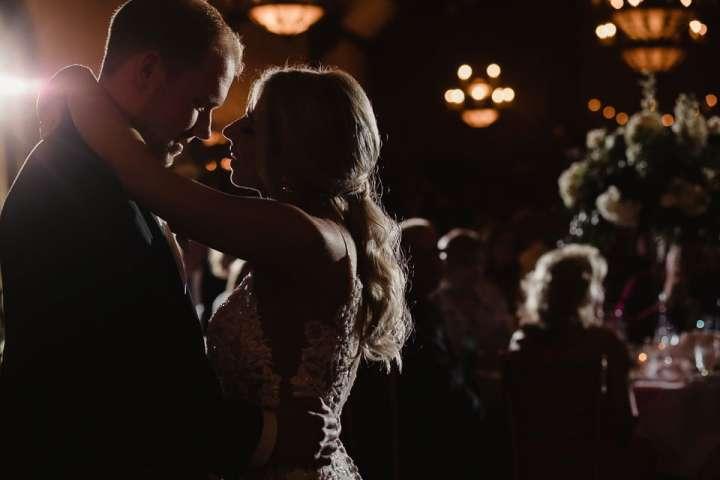 Brookfield Country Club Wedding Photos | First Dance