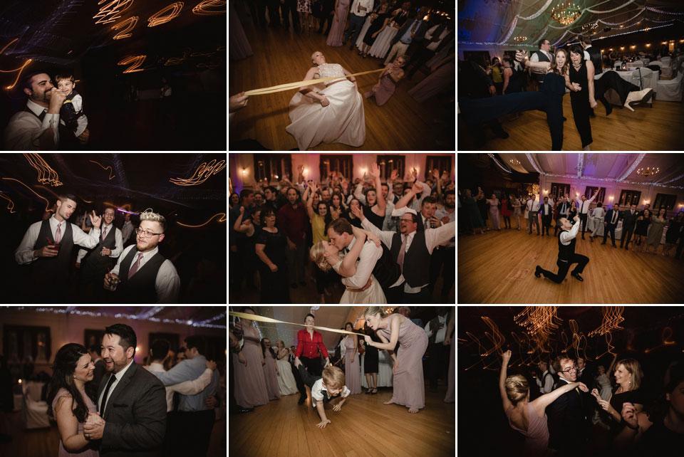 Tonawanda Castle Wedding Photography Dances