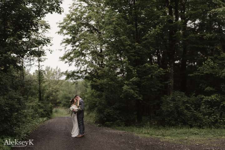The Woods at Bear Creek Wedding Photos | couple