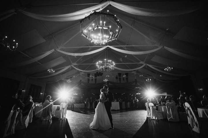 First Dance of Bride and Groom Tonawanda Castle Tonawanda NY