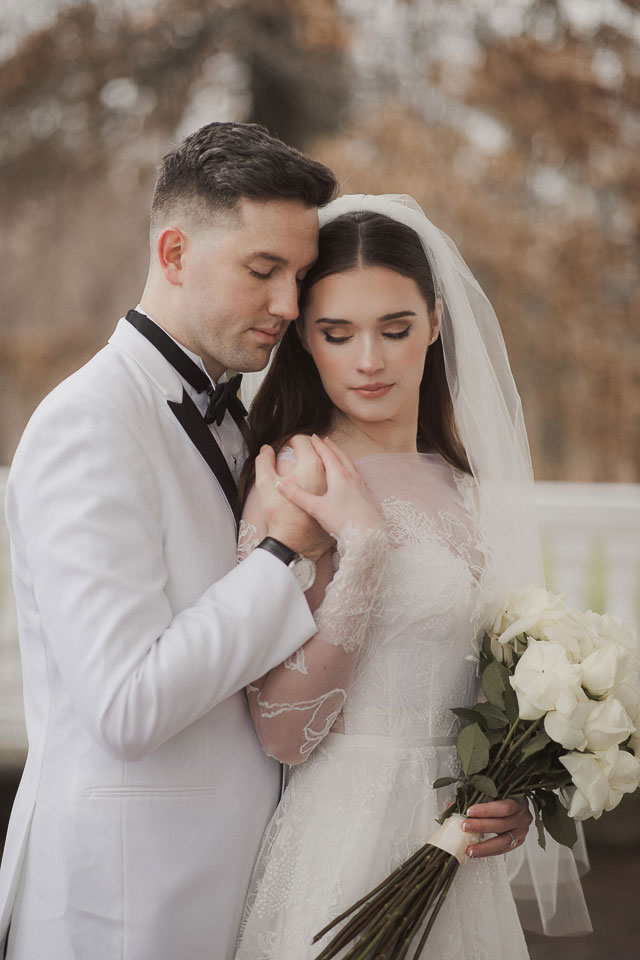Maison Albion wedding photos