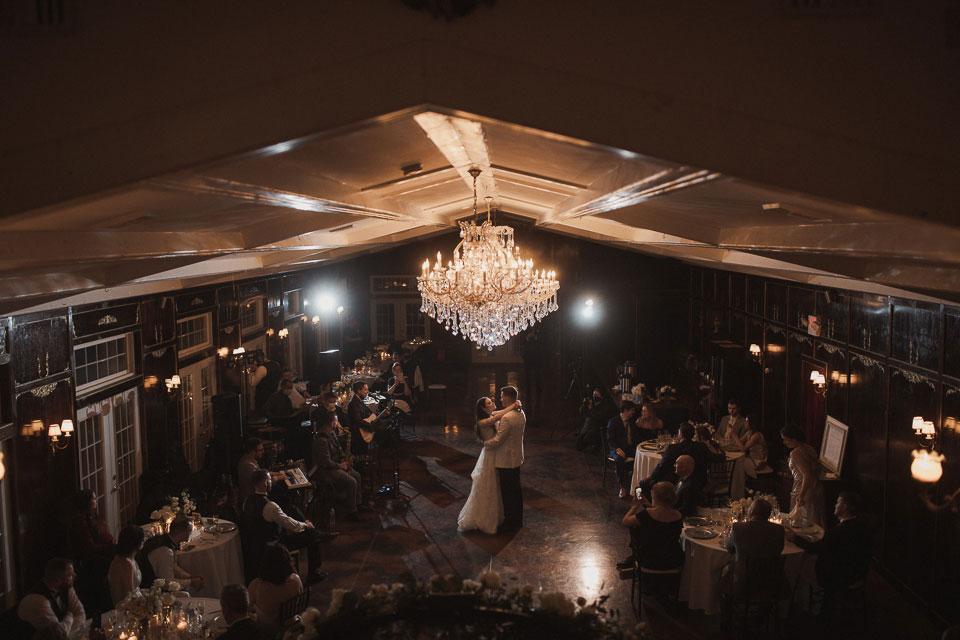 Maison Albion wedding photos | First Dance
