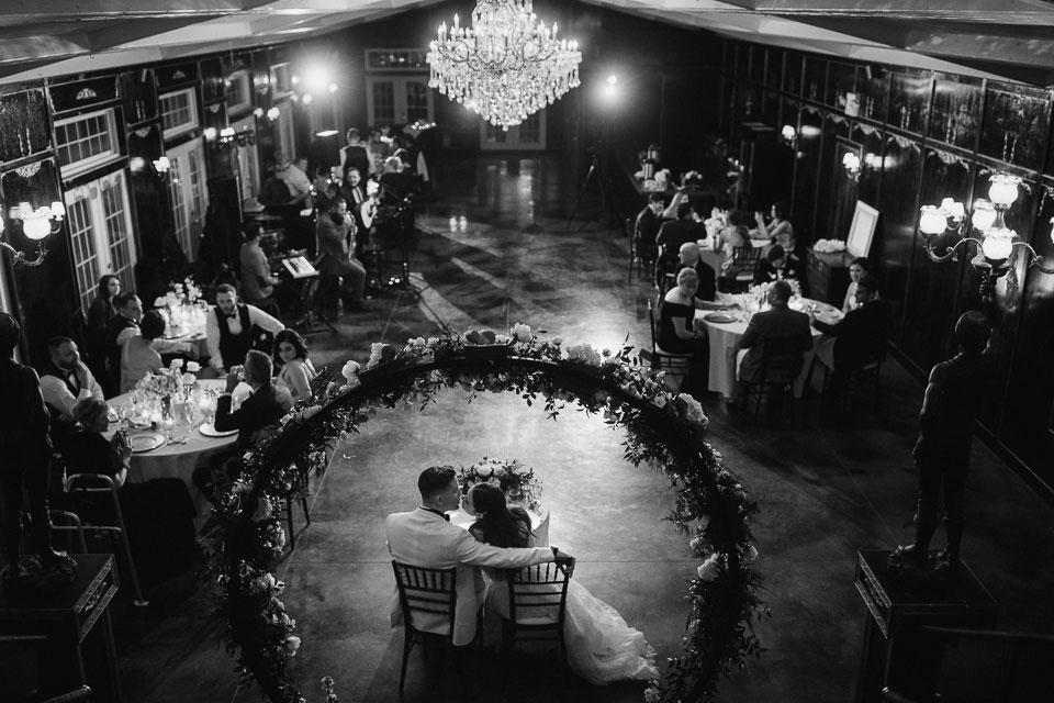 maison albion wedding photos | reception